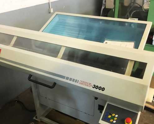 Stangenlader Multi-3000